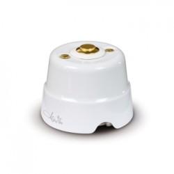 FANTON ceramic brass button, F84003