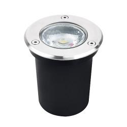 IDEUS LED in-ground lighting fixture GAWRA LED C 6W 4000K, 03247