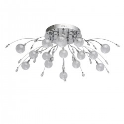 MW-LIGHT chandelier Techno Amelia 360014116
