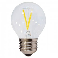 Optonica LED Filament Bulb 4W E27 G45, SP1869