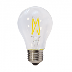Optonica LED Filament Bulb 6.5W A60 E27, SP1875