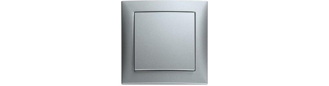 Berker S.1 Plastic, aluminium