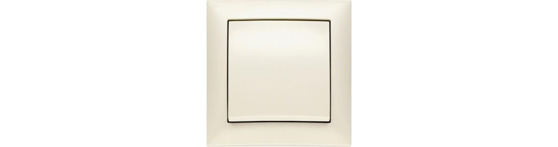 Berker S.1 Plastic, white glossy
