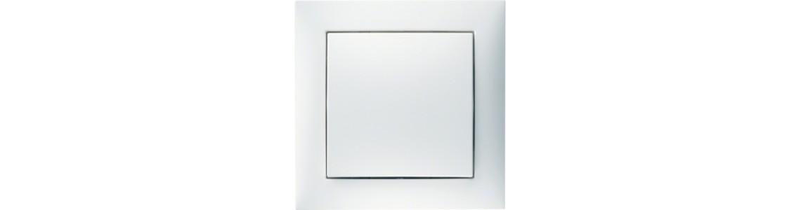 Berker S.1 Plastic, polar white matt