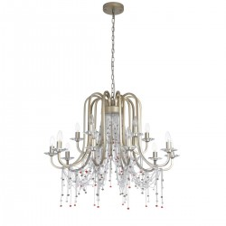 CHIARO chandelier with crystals Valencia 299011715