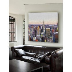 Schuller painting Streets 770916