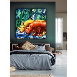Schuller painting Rinho 943501