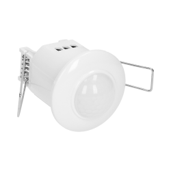 ORNO flush-mounted motion sensor 800W, 360°, OR-CR-235