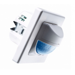Grasslin flush mounting motion sensor 2000W, 200°, TALIS MWF3 200-9-1