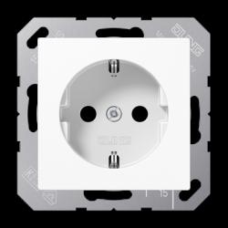 Jung SCHUKO® socket 16A/250V, A1520WW