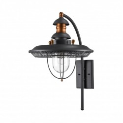 Maytoni outdoor wall lamp Magnificent Mile, S105-57-01-G