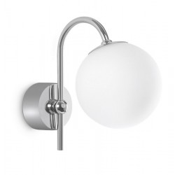 Philips wall lamp for bathroom Silvery 34086/11/16
