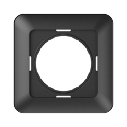 Vilma 1-gang frame, R01an