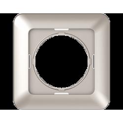 Vilma 1-gang frame, R01ch