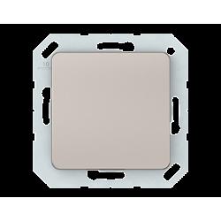 Vilma 1-gang switch insert, P110-010-02ch