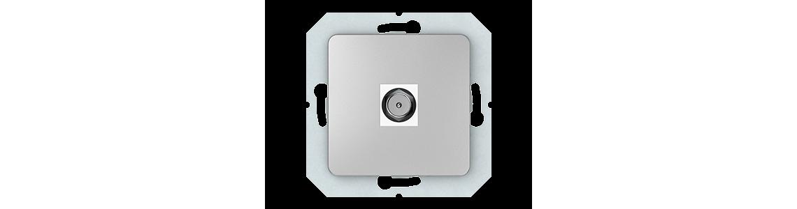 TV, Computer, Telephone sockets