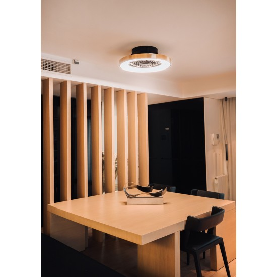 MANTRA ceiling fan LED, 70W, 3900lm, App/Remote, Tibet, 7124