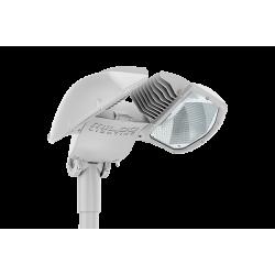 MILOO ELECTRONICS LED road, urban light SCORPIO 3F 30W 4200lm,740 DALI, Tempered glass, grey, OP4, IK09, IP66