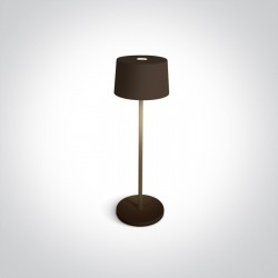 ONE LIGHT outdoor table lamp LED, 3.3W, 3000K, 200lm, StepDim, 61082A/BR