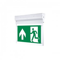 OPTONICA LED Wall Surface Emergency fixture LED, 3W, 6000K, 3h, IP20