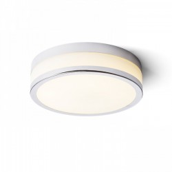 RENDL ceiling lamp LED, 13W, 428lm, 3000K, IP44 CIRA 22, R12194