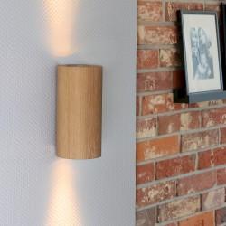 SPOT LIGHT wall lamp Wooddream 2081274 - Oak Wood