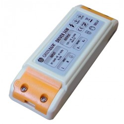 Greenlux LED driver IP20-P 36W with rectifier, GXLD018