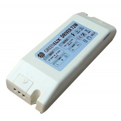 Greenlux LED driver IP20-P 72W with rectifier, GXLD019