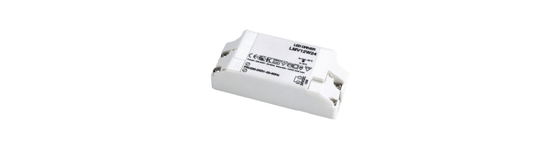 LED drivers, power supplies, controllers