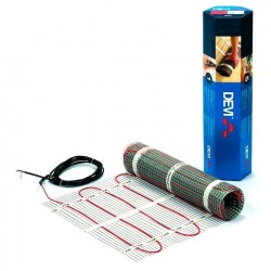 DEVIcomfort twin conductor heating mat DTIR-150, 150W 1m² 0.5x2 m + gofrēta caurule, 83030562