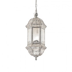 IDEAL LUX pendant lamp MARRAKECH SP2, 135175