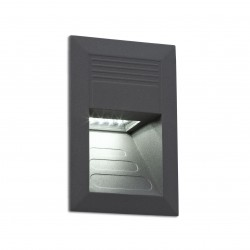 FARO outdoor recessed LED wall luminaire Sula 70401