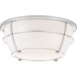 Elstead ceiling light Chance QZ/CHANCE/F PC