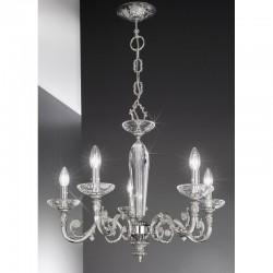 Kolarz chandelier CONTARINI 0299.85.5