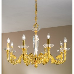 Kolarz chandelier CONTARINI 0299.88.3