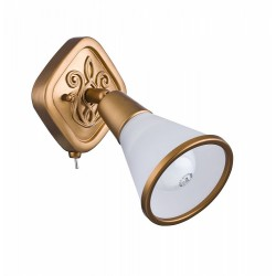 Maytoni wall lamp Metal Modern SP008-CW-01-G