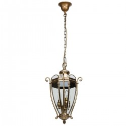 CHIARO outdoor suspension light, lantern Street 802010703