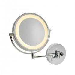 SLV mirror with LED light VISSARDO, 149782