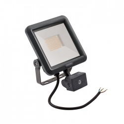 Philips Ledinaire LED floodlight with sensor BVP105 LED25/840 PSU VWB100 MDU