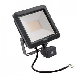 Philips Ledinaire LED floodlight with sensor BVP105 LED45/840 PSU VWB100 MDU