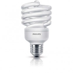 Philips economy Twister 23W WW  E27 220-240V 1PF/6