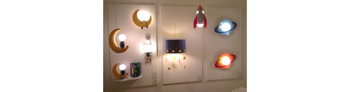 LAMPS FOR CHILDREN'S ROOM