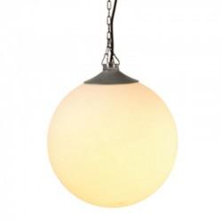 SLV outdoor suspension light ROTOBALL SWING 40, 228051