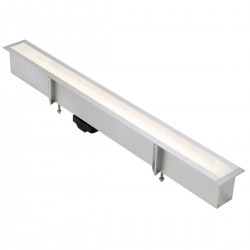 SLV recessed ceiling luminaire T5-BAR, 160124