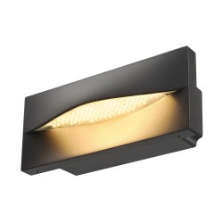 SLV outdoor  recessed LED wall luminaire ADI, 233635