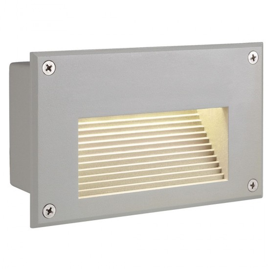 SLV outdoor  recessed LED wall luminaire BRICK DOWNUNDER, 229702
