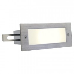 SLV outdoor  recessed LED wall luminaire BRICK, 230232