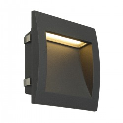 SLV outdoor  recessed LED wall luminaire DOWNUNDER OUT L, 233615