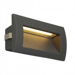 SLV outdoor  recessed LED wall luminaire DOWNUNDER OUT M, 233624