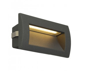 OUTDOOR RECESSED WALL LIGHTS